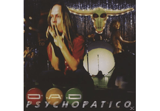 D.A.D. - Psychopatico (Re-Release) - (CD)