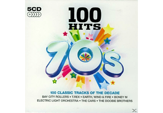 VARIOUS - 100 Hits 70s - (CD)