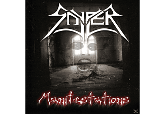 Snyper - Manifestations - (CD)