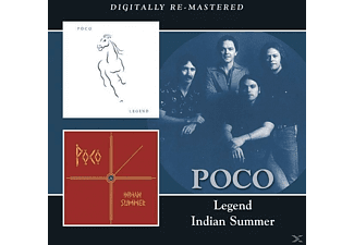 Poco - Legend/Indian Summer - (CD)