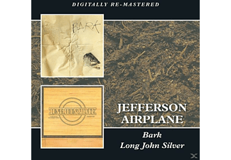 Jefferson Airplane - Bark/Long John Silver - (CD)