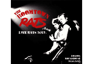 The Boomtown Rats - Live Rats 2013 [CD]