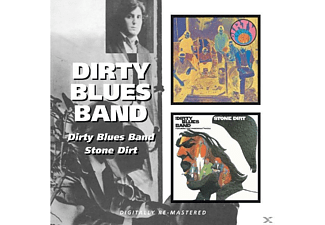 Dirty Blues Band - Dirty Blues Band/Stone Dirt - (CD)