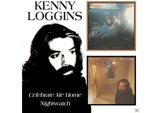 Kenny Loggins - Celebrate Me Home / Nightwatch - (CD)
