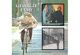 Georgie Fame - Seventh Son/Going Home - (CD)
