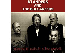 Bj & The Buccaneers Anders - Rockin' With The Devil - (CD)