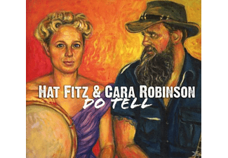 Hat/cara Robinson Fitz - Do Tell [CD]