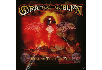 Orange Goblin - Healing Through Fire (Re-Release Incl.2 Bonus Tra - (CD)
