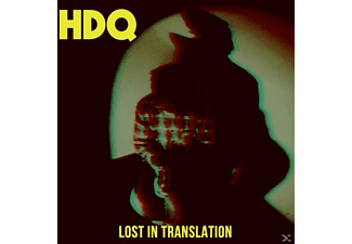 Hdq - Lost In Translation - (CD)