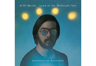 Al Di Meola - Land Of The Midnight Sun - (CD)