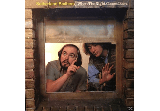 Sutherland Brothers - When The Night Comes Down - (CD)