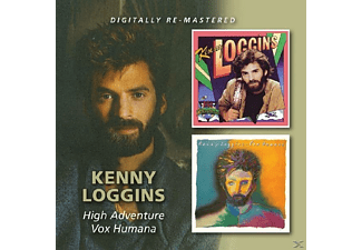 Kenny Loggins - High Adventure/Vox Humana [CD]