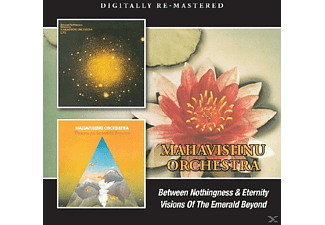 Mahavishnu Orchestra - Between Nothingness & Eternity/Visions Of The Emer [CD]