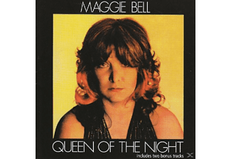 Maggie Bell - Queen Of The Night +2 Bonus - (CD)