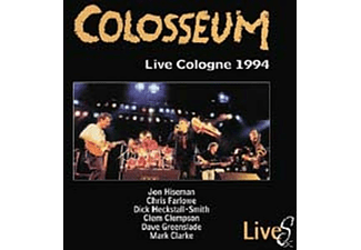 Colosseum - Live In Cologne 1994 - (CD)
