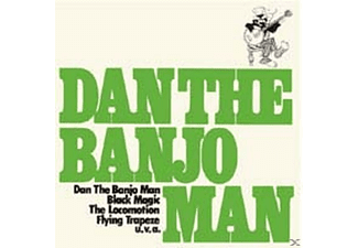 Dan The Banjo Man - Dan The Banjo Man - (CD)