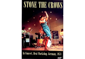 Stone The Crows - Stone The Crows - In Concert, Beat Workshop, Germany, 1973 - (DVD)