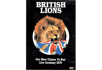Britsh Lions - One More Chance To Run-Live In Germany 1978 - (DVD)