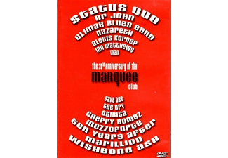 VARIOUS - The 25th Anniversary Of The Marquee Club - (DVD)