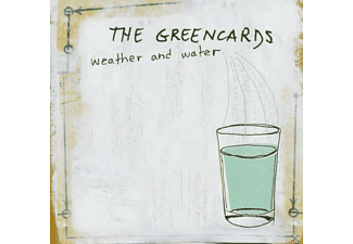 The Greencards - Weather & Water - (CD)
