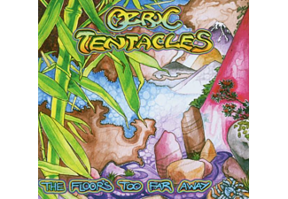 The Ozric Tentacles - The Floor's Too Far Away [CD]