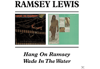 Ramsey Lewis - Hang On Ramsey/Wade In The Water [CD]