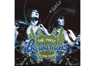 Ron Wood - The First Barbarians-Live From Kilburn - (CD)
