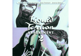 Liquid Tension Experiment - L.T.Experiment 2 [CD]
