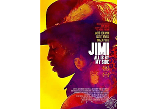 Jimi All Is By My Side | DVD