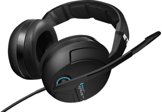 ROCCAT Kave XTD 5.1 Analog Headset Gaming Headset Schwarz