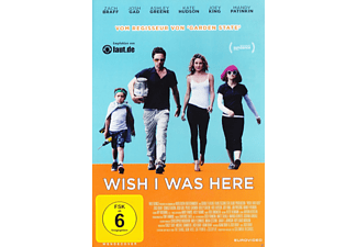 Wish I Was Here - (DVD)
