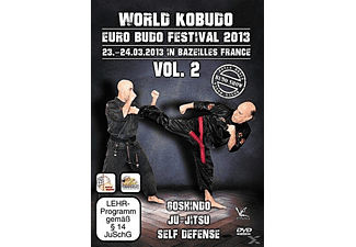 Goshindo,Ju-Jitsu,Self Defense & Budo - (DVD)