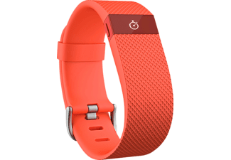FITBIT Charge HR - Orange (Stor)