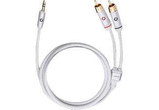 OEHLBACH i-Connect J-35/R Mobiles Audiokabel