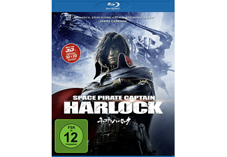 Space Pirate Captain Harlock [3D Blu-ray (+2D)]