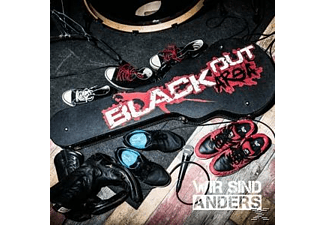 Blackout Area - Wir Sind Anders - (CD)