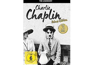 The Legendary Charlie Chaplin [DVD]