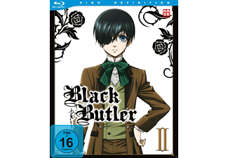Black Butler - Vol. 2 - (Blu-ray)