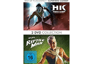 HK: Hentai Kamen + The Reptile [DVD]
