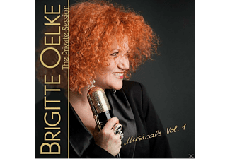 Brigitte Oelke - The Private Session-Musicals Vol.1 [CD]