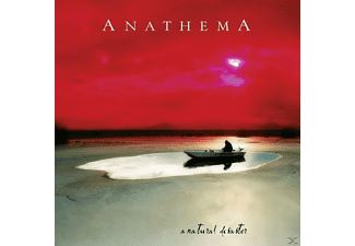 Anathema - A Natural Disaster (Remastered) - (LP + Bonus-CD)