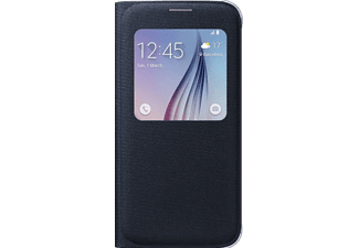 SAMSUNG S-view Cover Galaxy S6 Fabric Black - (EF-CG920BBEGWW)