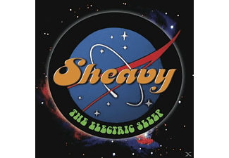 Sheavy - The Electric Sleep - (Vinyl)