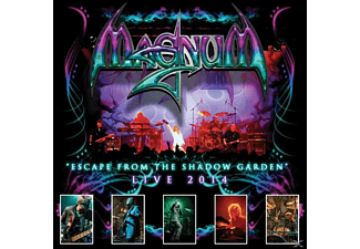 Magnum - Escape From The Shadow Garden-Live 2014 [LP + Bonus-CD]