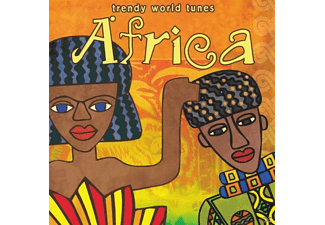 VARIOUS - Trendy World Tunes Vol.7 - (CD)