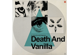 Death And Vanilla - To Where The Wild Things Are (Blue - (Vinyl)