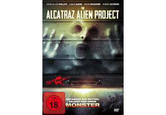 The Alcatraz Alien Project - (DVD)