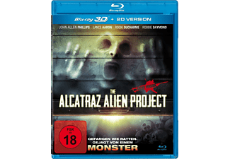 The Alcatraz Alien Project [3D Blu-ray (+2D)]
