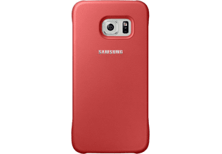 SAMSUNG Protective Cover Galaxy S6 Coral - (EF-YG920BPEGWW)