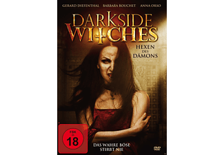 Darkside Witches - Hexen des Dämons [DVD]